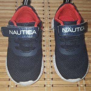 Toddler Nautica sneakers